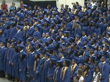 NC graduation rates top 80 percent mark