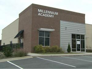 Millennium Academy in Wake Forest shut its doors unexpectedly Tuesday, catching students, parents and teachers off guard, while the school's top administrator can't be found to answer questions about the shutdown.