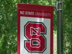 N.C. State flag, NCSU flag