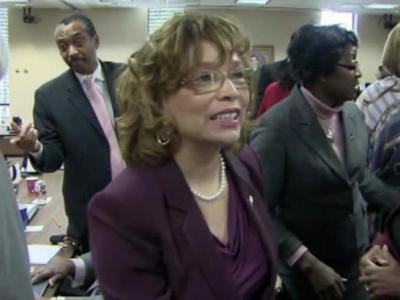 Debra Saunders-White, NCCU chancellor