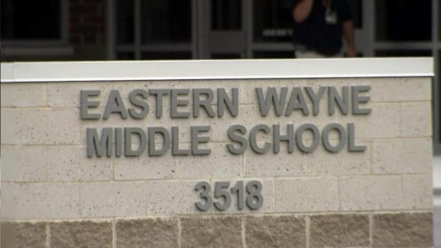Eastern Wayne Middle School