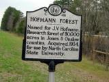 Hofmann Forest sign