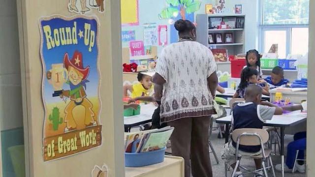 Teachers leaving North Carolina