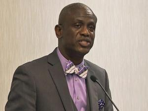 Dr. Eric Becoats, Durham superintendent of schools (Greg Hutchinson / WRAL)