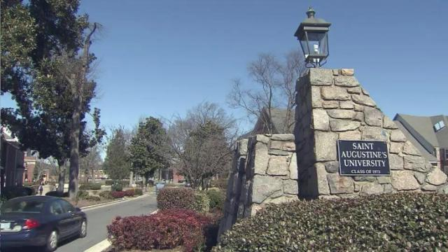Saint Augustine's University, St. Augustine's University