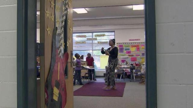 Teacher tenure debate