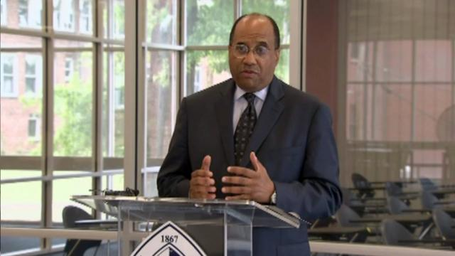 Saint Augustine's University Interim President Everett Ward