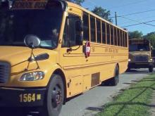 Reduced school bus stops drive parent complaints