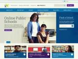 K12 website, virtual charter school, online school