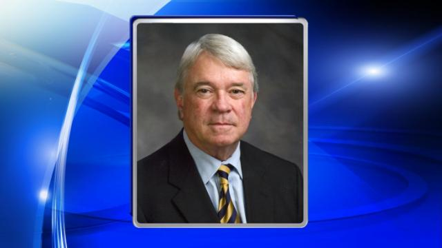 UNC Board of Governors Vice Chairman W. Louis Bissette Jr. (Photo courtesy of UNC system)