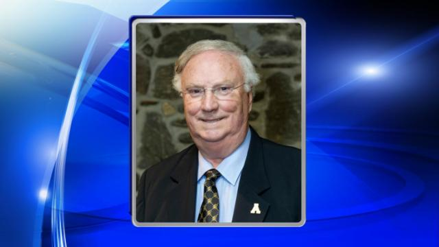 NC Board of Governors member George Sywassink (Photo courtesy of UNC system)
