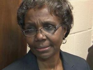 Halifax Superintendent Dr. Elease Frederick