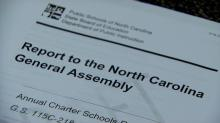 Draft of the Annual Charter Schools Report