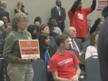 Spellings backs more transparency at UNC board meetings