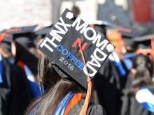 The Duke University class of 2016 celebrated commencement on Sunday, May 15, 2016.