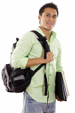 Far more people start college than are prepared for it, but Latinos may be the greatest opportunity to match completion with preparation. (Deseret Photo)