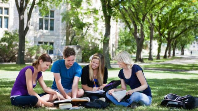 Visiting schools to try to make a college choice is a necessity for many students. But it doesn't have to be prohibitively expensive. (Deseret Photo)