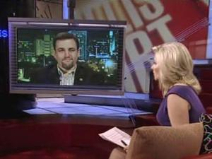 Wake County School Board member John Tedesco talks with Gerri Willis on the Fox Business News Channel Monday to defend the board's controversial decision to abandon a long-standing student assignment policy that bussed students to achieve socio-economic diversity in schools.