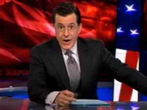 Stephen Colbert (Courtesy of Comedy Central)