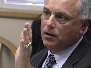 Wake County Superintendent Tony Tata