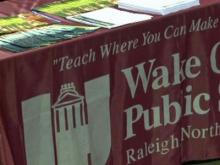 Wake schools reaching parents at State Fair