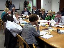 Accreditation review focus again for Wake schools