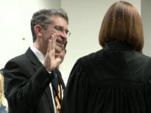New Wake school board members sworn in, leaders chosen
