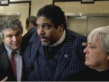 School board protesters enter guilty pleas