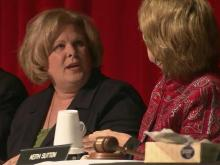 Board members clash over Wake reassignment