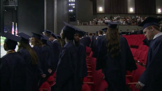 Wake officials seek ways to increase graduation rates