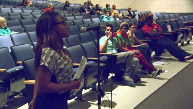School discipline focus at Wake schools forum