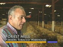 Tobacco Theft Difficult to Trace