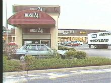 Fort Bragg M.P. Foils Would-Be Robber