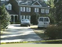 Body Found in Robeson County