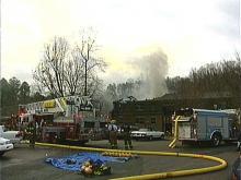 Fire Damages Chapel Hill Apartments