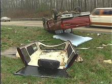 Beltline Accident Blocks Morning Traffic
