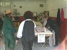Clayton Voters Test Temperance