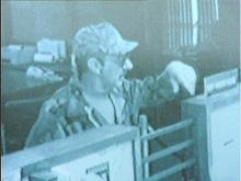 FBI Looking for Erwin Bank Robber