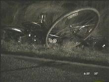 Man Hurt in Bike Accident