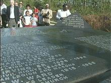 Civil Rights Monument Unveiled in Raleigh
