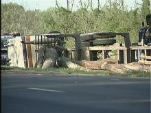 Logging Truck Found to Have Safety Problems