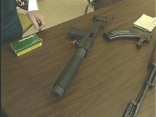 Assault Weapons Found in Chapel Hill