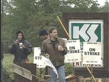 Judge Allows Strike to Continue