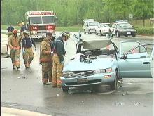 Cary Accident Leaves One Dead