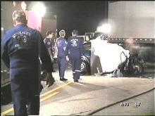 1 Dead in Olivia Wreck