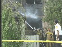 Gas Grill Explodes in Raleigh Townhouse Complex