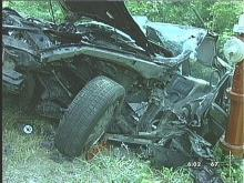 Raleigh Accident Hurts 5