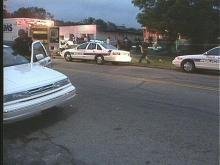 3 Trapped by Gunfire, 1 Critically Injured