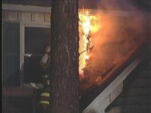 Fire Leaves Knightdale Family Homeless