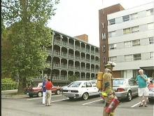 Firefighters Defeat Blaze at Raleigh YMCA